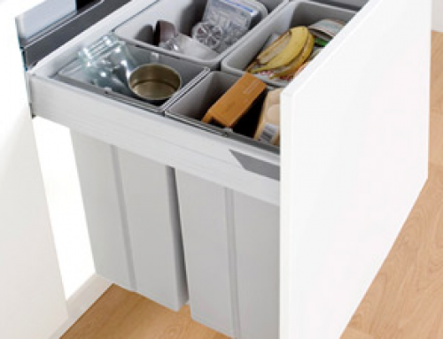 Selected Bins 600mm Cabinet