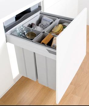 Selected Bins 600mm Cabinet