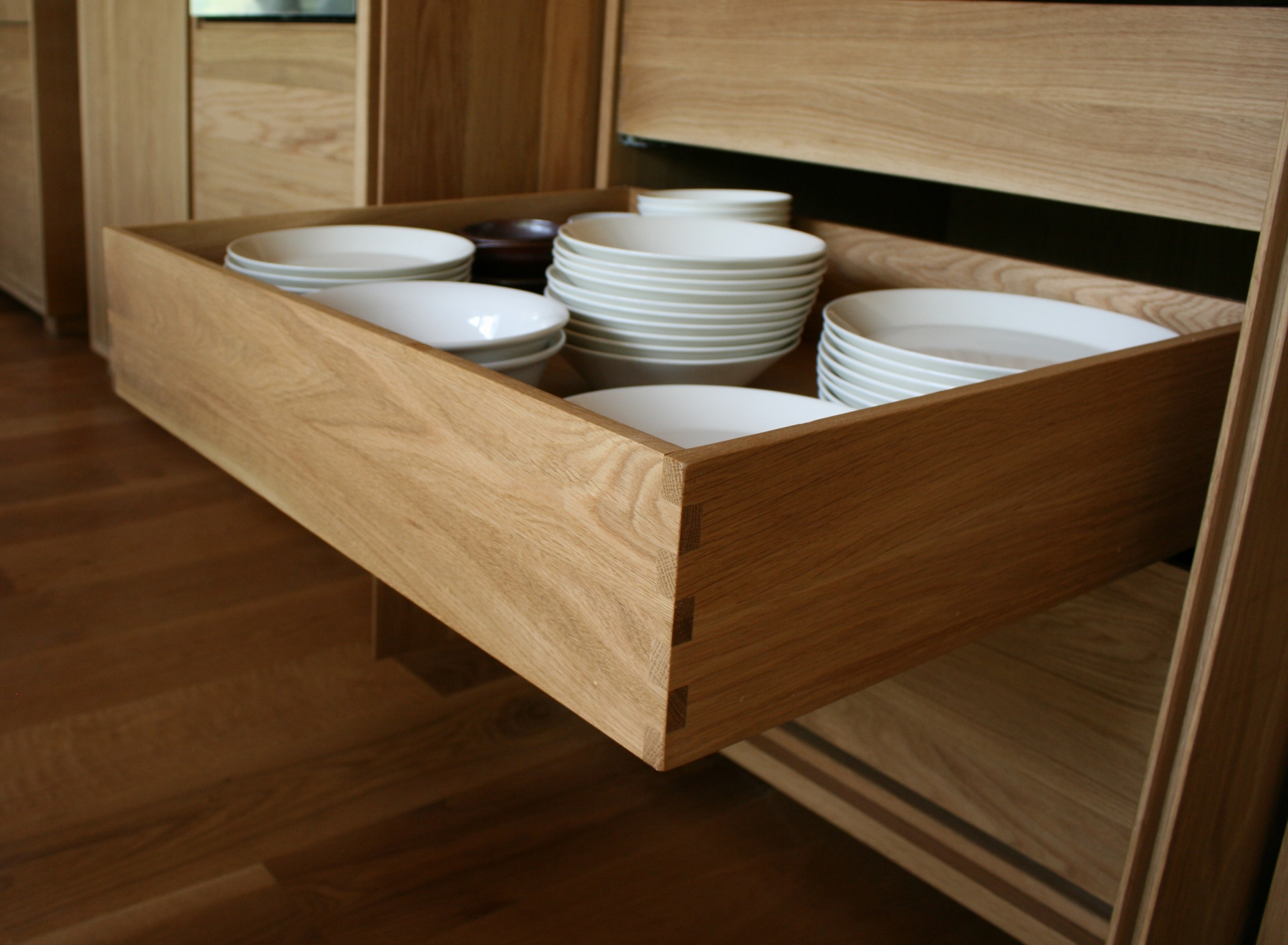 Karekare Oak drawer